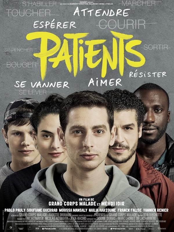 Patients, Affiche